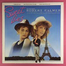 Sweet Lies - Original Film Bande Sonore - Robert Palmer En - Île ISTA-16 Ex+