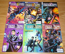 Sci-Spy #1-6 VF/NM complete series - doug moench - paul gulacy - science fiction