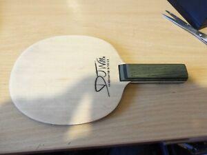 Handmade Table Tennis Blade Hinoki Carbon Willow