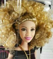 NRFB ~N23) BARBIE MATTEL 2014 FASHIONISTAS FRECKLES BLONDE DESIREE DOLL MIB NRFP