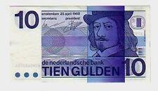 Olanda  10 fiorini gulden 25 04  1968  FDC UNC   pick 91  lotto 22