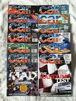 CAR Magazines 1997 Full Set Job Lot January - December