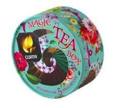 Curtis Magic Tea Box Collection 5 Teastes Gift Set New Import ☕