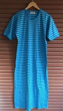 EUC Marimekko Comfy House Dress Night Gown Size S Cotton Made In Finland