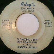 "NORTHERN SOUL 45/ DIAMOND UPRISERS ""DIAMOND JERK""    HEAR"