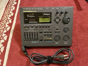 Roland TD-10 Module with TDW-1 Expanded
