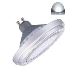 Led Dimmable GU10 AR111 Bulb Spotlight 15W Cool Light 6000k Reflector Lights