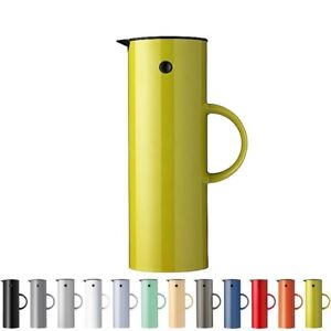 STELTON EM77 ISOLIERKANNE 1 Liter, ABS Kunststoff, Farbwahl, sofort, NEU, OVP