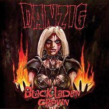 DANZIG - BLACK LADEN CROWN (LIMITED GATEFOLD BLACK VINYL)   VINYL LP NEU