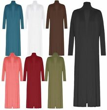 Unbranded No Pattern Thin Long Women's Jumpers & Cardigans