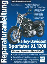 HARLEY-DAVIDSON Sportster XL1200 Reparaturanleitung Reparatur-Buch/Handbuch