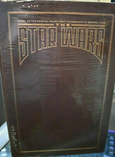THE STAR WARS DELUXE EDITION~DARK HORSE DELUXE ED SCREENPLAY BRAND NEW SEALED