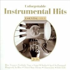 Various Artists-Unforgettable Instrumentals  CD NEW