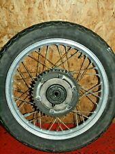 Hinterrad Felge Rad rear wheel Yamaha SR 500 2J4 XT 500 DT 400 MX 250 1R6 1U6
