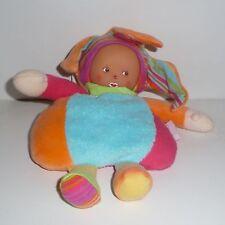 Doudou Poupée clown Corolle -  Multicolore