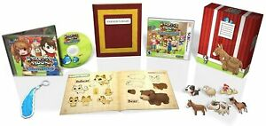 Harvest Moon: Skytree Village Limited Edition (3DS) DAMAGED BOX, PLEASE SEE PICS