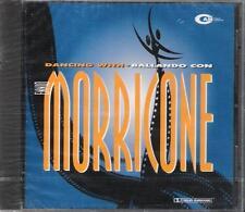 """ENNIO MORRICONE - RARO CD 1995 """" DANCING WITH BALLANDO CON MORRICONE """""""
