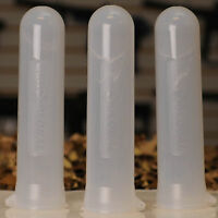 NEW Gen X Global GxG 140 Round Paintball Pods Tubes - 3 Pack - Clear