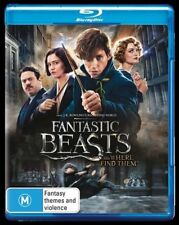 Fantastic Beasts And Where To Find Them (Blu-ray, 2017)(Region B) Aussie Release