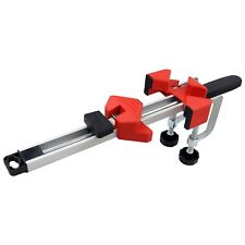 Corner Angle Clamp Adjustable 122mm Friction with 2 G Clamps T Joints Nailing