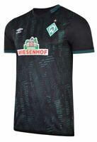Umbro Fußball SV Werder Bremen WB Ausweichtrikot 2019 2020 3RD Trikot Herren