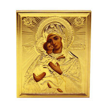 Icone religieuse La Vierge de Vladimir, Icone LA VIERGE Icone chrétienne russe