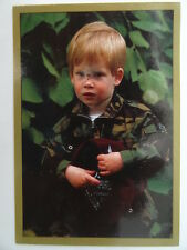 The Royal Family Sticker Album Panini 1988 - Sticker No.34 - Prince Harry/Henry.