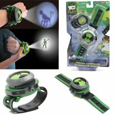 AU Ben10 Ten Alien Force Projector Watch Omnitrix Illumintator Bracelet Toy Gift