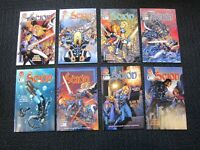 Scion comic lot - 2000 #1 to #43 complete NM+, Jim Cheung art