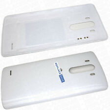 Replacement Rear Housing Shell For LG G3 NFC Antenna Battery Back Cover White