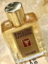 English Leather eau de Cologne Splash 0.5 oz / 15mL each Splash by DANA NEW