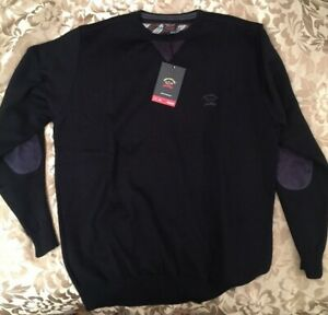 Paul & Shark - Mens Jumper - Wool Jumper - Brand New with Tags