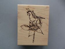 CREATIVE IMAGES RUBBER STAMPS CISTAMPS FAIRY HORSE NEW wood STAMP