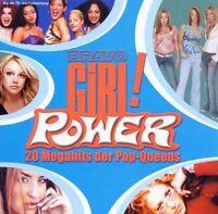 Bravo Girl Power (2001) Sarah Connor feat. TQ, Atomic Kitten, No Angels, .. [CD]