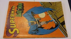 Supermann Nr.21 von 1972,Zst.2 mit SM.Ehapa,Comic,Superhelden,Sammlung,Vintage