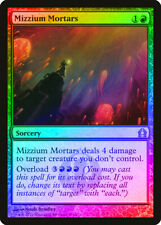 Mizzium Mortars FOIL Return to Ravnica NM Red Rare MAGIC MTG CARD ABUGames