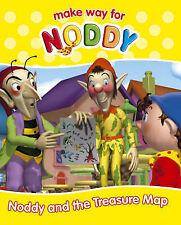 Make Way for Noddy (13) - Noddy and the Treasure Map, Blyton, Enid