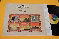 KABALLA' LP PETRA LAVICA 1°ST ORIG ITALY GARAGE 1991 EX++ ! MEGA RARO PROMO EDI