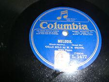 W.H. Souire, Melodie en Andante Religioso met piano en orgel.