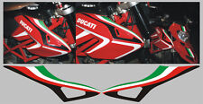 Adesivi convogliatori  Ducati Hypermotard - adesivi/adhesives/stickers/decal