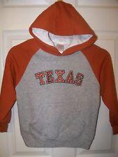 Texas Longhorns Hoodie Jacket Girls Youth Boys Size 2T NWT  #57