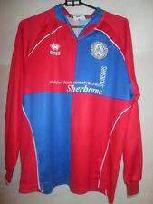 Aldershot 2007-2008 Home Football Shirt Talla Xs / 20109
