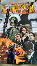 Star Wars Shadows of the Empire Dark Horse Comics signed and numbered  /1000
