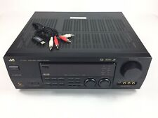 JVC AV Control Receiver 500 Watt Fully Tested & Cleaned No Remote Model RX-8000V