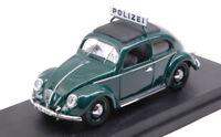Volkswagen VW Maggiolino Polizei 1953 1:43 Model RIO