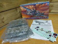 Tamiya 1:48 scale De Havilland Mosquito B Mk.IV/PR Mk.IV (All parts sealed)