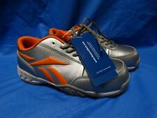 4b1c18c50983b8 19543 ~ Reebok RB453 Women Kenoy Steel Toe Athletic Cross Trainer Shoes 7.5