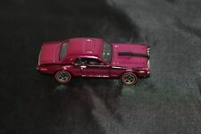 HOTWHEELS 1968 MERCURY COUGAR METALLIC PAINT LIMITED EDITION COLLECTIBLE