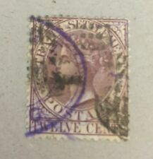 Straits Settlements Sg 67 Used Cat £17
