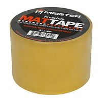 Meister Premium Tatami Mat Tape Wrestling Grappling And Exercise Adjusted Clear